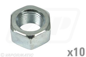 Accessory tractor part VLG3038 Hexagon full nut (x10)