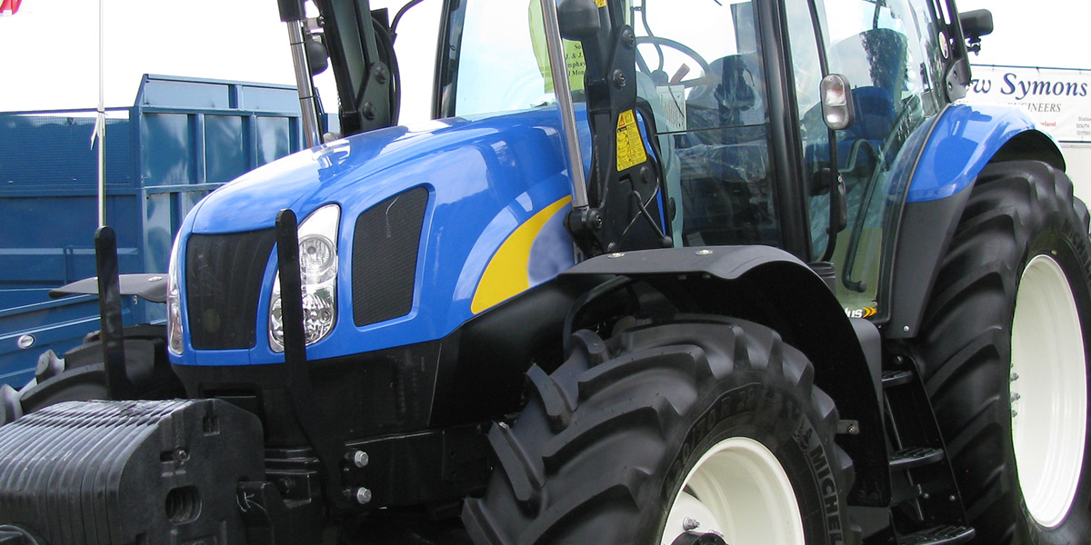 Ford New Holland Parts for Tractors & Agricultural